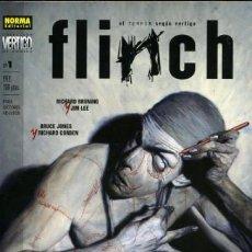 Cómics: COLECCIÓN VERTIGO FLINCH COMPLETA 5 Nº. NORMA EDITORIAL. Lote 194930875