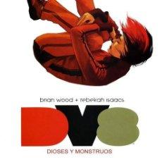 Cómics: DV8. DIOSES Y MONSTRUOS NORMA EDITORIAL. Lote 194932270