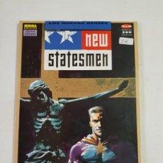 Cómics: NEW STATESMEN TOMO 2 DE 5 NORMA ESTADO BUENO MAS ARTICULOS. Lote 194968418