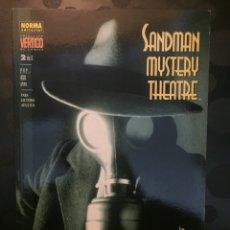 Cómics: SANDMAN MISTERY THEATRE COLECCIÓN VÉRTIGO N.42 LA TARÀNTULA PARTE 2 . ( 1997/2005 ).. Lote 194969138