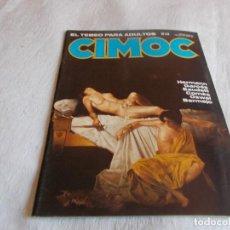 Cómics: CIMOC Nº 44. Lote 194991871