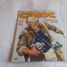 Cómics: CIMOC Nº 47. Lote 194992147