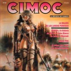 Cómics: CIMOC Nº 157 NORMA EDITORIAL. Lote 195000440
