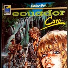 Cómics: ECUADOR: CARO (NORMA, 1995) DE DANY. COLECCIÓN PANDORA-56. Lote 195083035