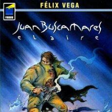 Cómics: JUAN BUSCAMARES-2: EL AIRE (NORMA,2000) DE FÉLIX VEGA. COL. PANDORA-86. Lote 195088845