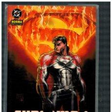 Cómics: SUPERMAN - LA CAÍDA DE LOS DIOSES - EXCELENTE.. Lote 195112591