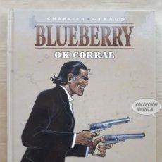 Cómics: BLUEBERRY Nº 42 - OK CORRAL - CHARLIER Y GIRAUD - NORMA - JMV. Lote 195114353