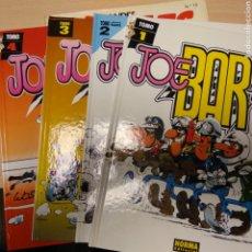 Cómics: JOE BAR TEAM 1 A 4. BAR2 / FANE. Lote 195123021