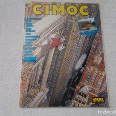 Cómics: CIMOC Nº 130. Lote 195125451