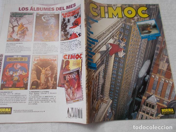 Cómics: CIMOC nº 130 - Foto 2 - 195125451
