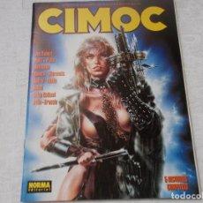 Cómics: CIMOC Nº 125. Lote 195126352
