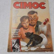 Cómics: CIMOC Nº 69. Lote 195131068