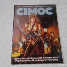 Cómics: CIMOC Nº 70. Lote 195131163