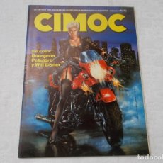 Cómics: CIMOC Nº 74. Lote 195131587