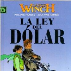 Cómics: LARGO WINCH. Nº 14. LA LEY DEL DOLAR. PHILIPPE FRANCQ - JEAN VAN HAMME. NORMA, 2007. 1ª EDICION. Lote 195179033