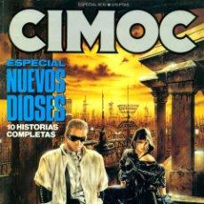 Cómics: CIMOC ESPECIAL-10: NUEVOS DIOSES (NORMA). Lote 195181103