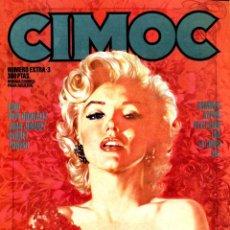 Cómics: CIMOC ESPECIAL-3: ESPECIAL EROTISMO (NORMA). Lote 195181720