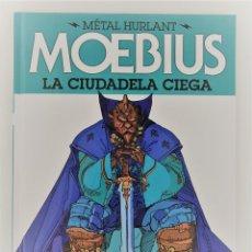 Cómics: MOEBIUS. LA CIUDADELA PERDIDA.METAL HURLANT.. Lote 195228612