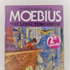 Cómics: MOEBIUS. THE LONG TOMORROW .METAL HURLANT.. Lote 195228738