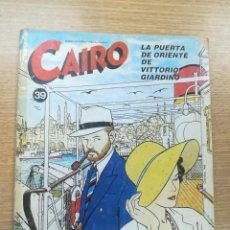 Fumetti: CAIRO #39. Lote 195231691