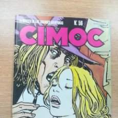 Cómics: CIMOC #56. Lote 195231730