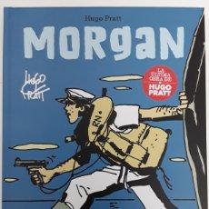 Cómics: MORGAN - HUGO PRATT - NORMA EDITORIAL. Lote 195253410
