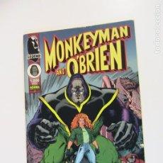 Cómics: MONKEYMAN AND O´BRIEN. NORMA, 1997.. Lote 195259253