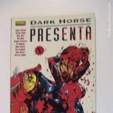 Cómics: DARK HORSE PRESENTA. NORMA, 2000.. Lote 195259318
