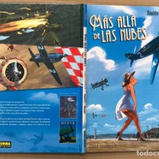 Cómics: MAS ALLA DE LAS NUBES. OBRA COMPLETA. HAUTIÈRE - HUGAULT. NORMA, 2013. 2ª EDICION. Lote 195267508