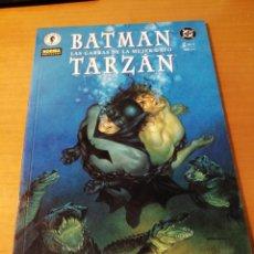 Cómics: BATMAN / TARZAN 2 (DE 2) LAS GARRAS DE LA MUJER GATO. Lote 195272392
