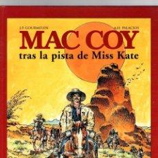 Cómics: MAC COY. Nº 21. TRAS LA PISTA DE MISS KATE. NORMA, 1999. 1ª EDICION. Lote 195288658