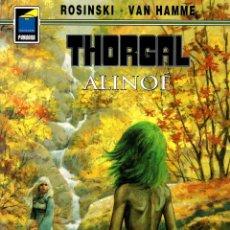 Cómics: THORGAL. Nº 79. ALINOÉ. ROSINSKI - VAN HAMME. COLECCION PANDORA. 2003, 2ª EDICION. Lote 195296973