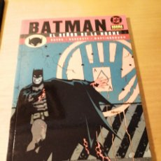 Cómics: BATMAN EL SEÑOR DE LA NOCHE NÚMERO 9 NORMA. Lote 195314011