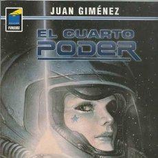 Cómics: EL CUARTO PODER, 1999, NORMA, PRIMERA EDICIÓN, BUEN ESTADO. Lote 195315503