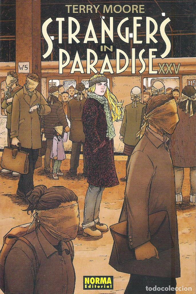 STRANGERS IN PARADISE XXV , TERRY MOORE (Tebeos y Comics - Norma - Comic USA)