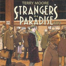 Cómics: STRANGERS IN PARADISE XXV , TERRY MOORE. Lote 195319492