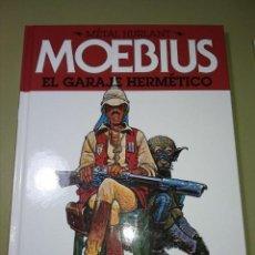 Cómics: EL GARAJE HERMÉTICO - MOEBIUS (METAL HURLANT). Lote 195333145