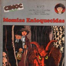 Cómics: CIMOC EXTRA COLOR Nº 4 TARDI LAS EXTRAORDINARIAS AVENTURAS DE ADELE BLANC-SEC. MOMIAS ... Lote 195346547