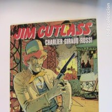 Cómics: JIM CUTLASS. EL HOMBRE DE NUEVA ORLEANS. NORMA, 1992.. Lote 195358100