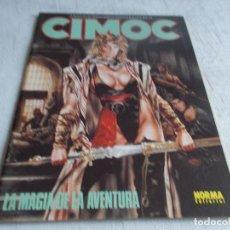Cómics: CIMOC Nº 102. Lote 195363843