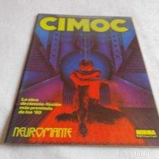 Cómics: CIMOC Nº 105. Lote 195364053