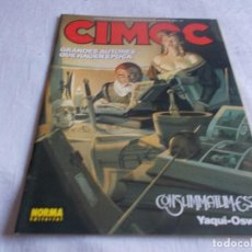 Cómics: CIMOC Nº 106. Lote 195364105