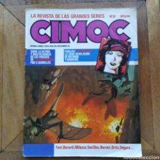 Cómics: REVISTA CIMOC 33 NORMA. Lote 195364167