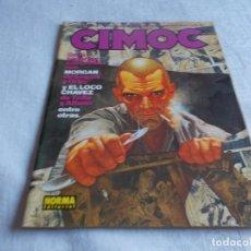 Cómics: CIMOC Nº 76. Lote 195364303