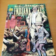 Cómics: EL JOVEN INDIANA JONES Nº 3 DE 12. Lote 195372170