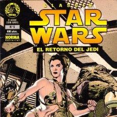 Cómics: COMIC CLASSIC STAR WARS, Nº 5: EL RETORNO DEL JEDI (PARTE I) - NORMA EDITROIAL. Lote 195389096