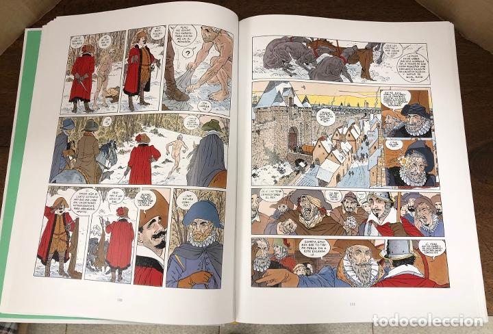 Cómics: LAS 7 VIDAS DEL GAVILAN. EL INTEGRAL. COTHIAS - JUILLARD. NORMA, 2009. 2ª EDICION - Foto 3 - 195390023