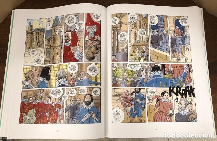 Cómics: LAS 7 VIDAS DEL GAVILAN. EL INTEGRAL. COTHIAS - JUILLARD. NORMA, 2009. 2ª EDICION - Foto 4 - 195390023