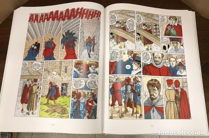 Cómics: LAS 7 VIDAS DEL GAVILAN. EL INTEGRAL. COTHIAS - JUILLARD. NORMA, 2009. 2ª EDICION - Foto 5 - 195390023