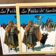 Cómics: LAS 7 VIDAS DEL GAVILAN. EL INTEGRAL. GOTHIAS - JUILLARD. NORMA, 2009. 2ª EDICION. Lote 195390023